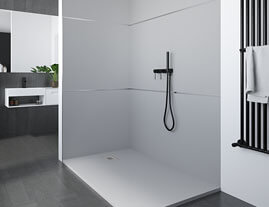 Paneles platos de ducha Profiltek