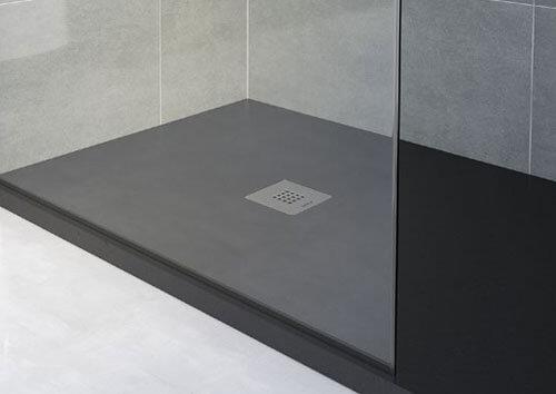Platos de ducha recortables