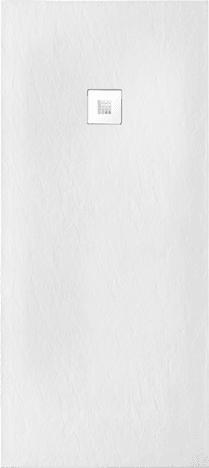 Plato de ducha extraplano GOTHAM color blanco