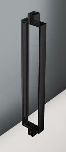 Poignée Turín negro