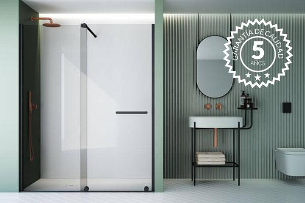 As divisórias de banho de Profiltek estão garantidas durante 5 anos.