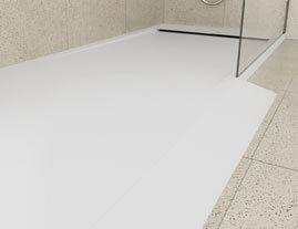 Rampa de acceso platos de ducha Profiltek