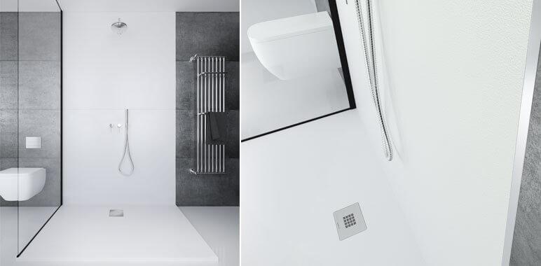 Accesorios platos de ducha - paneles