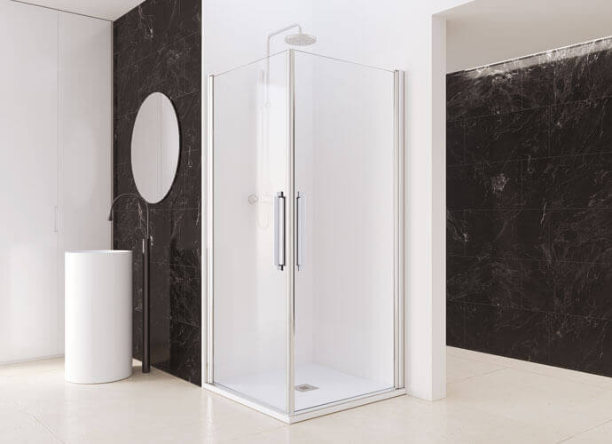 Bath enclousure Arcoiris Plus Profiltek
