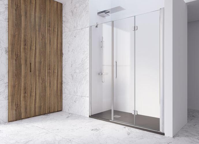 Divisória de banho Arcoiris Profiltek AC218