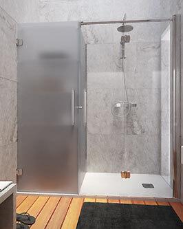 ARCOIRIS PLUS - Divisória de duche dobrável