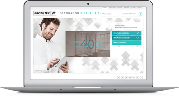 Decorador virtual