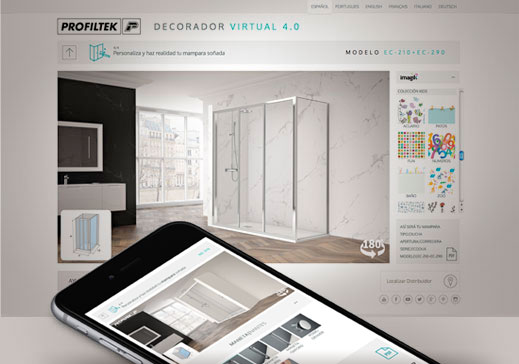 Decorador Virtual