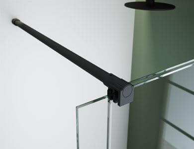 Black Vanity Bar VANITY Profiltek