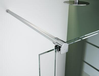 Glossy Chrome Vanity Bar VANITY Profiltek