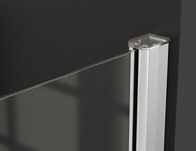 Multi-position Bar. High Gloss Silver Finish
