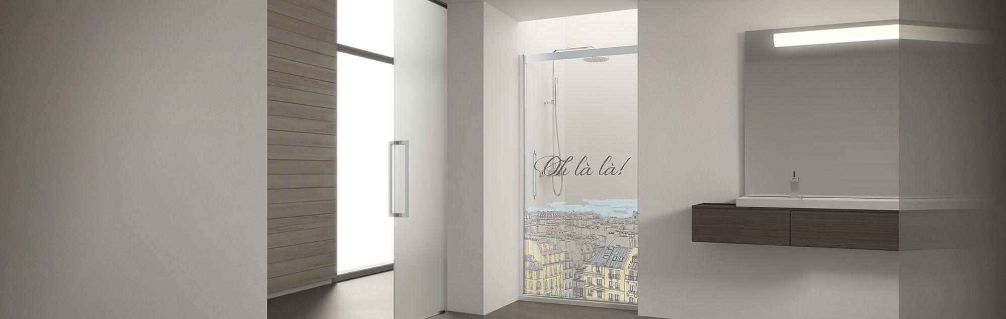 Box doccia Speciali su misura PROFILTEK