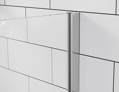 Perfil encastrable a pared FIJOS ONE Profiltek