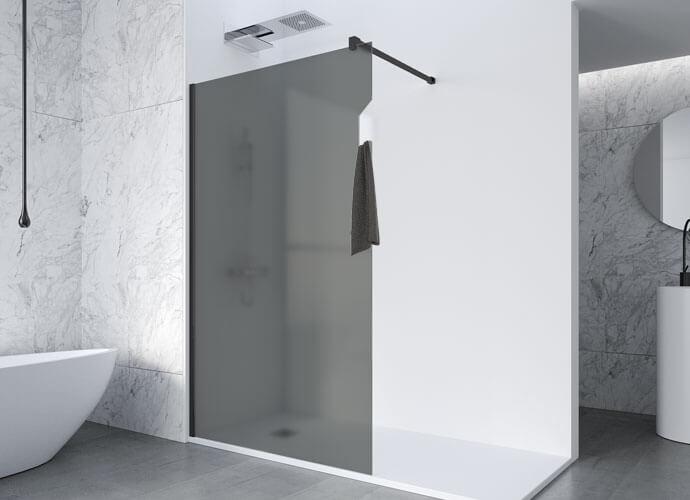 Divisória de folhas fixas cabide toalha integrado OT2000