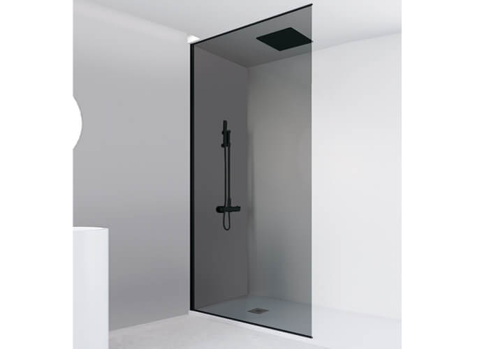 Shower enclousure for the bathrooms Profiltek
