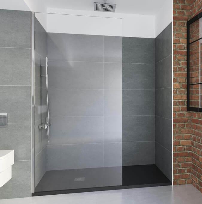 Gotham extra flat shower trays by PROFILTEK