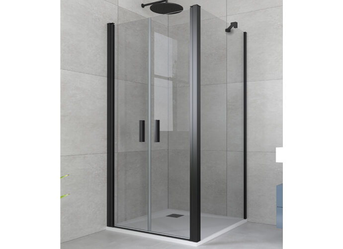 Hada Plus ldf 307 hinged shower enclousure