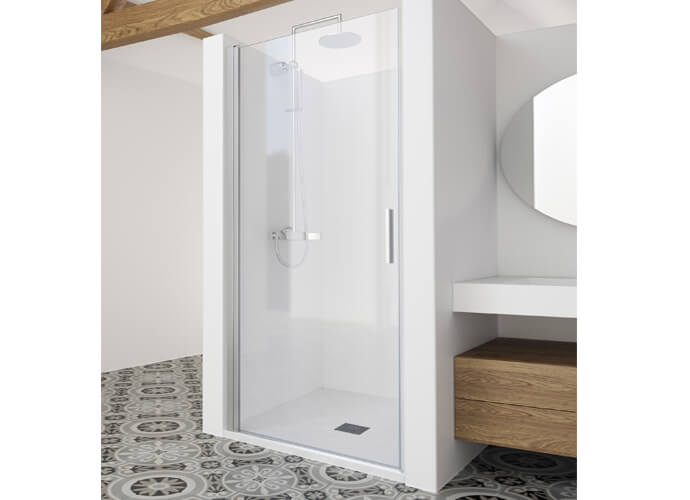Hada Plus 310 hinged shower enclousure