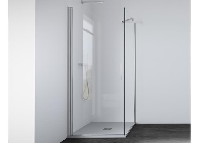 Hada Plus ldf 310 hinged shower enclousure