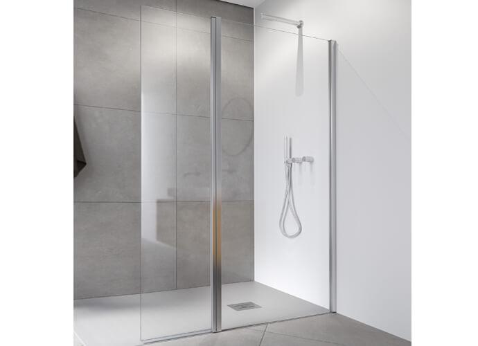 Hada plus swinging shower enclousure