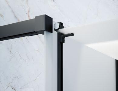 Porta do armário com fecho magnético Modelo HIT Profiltek