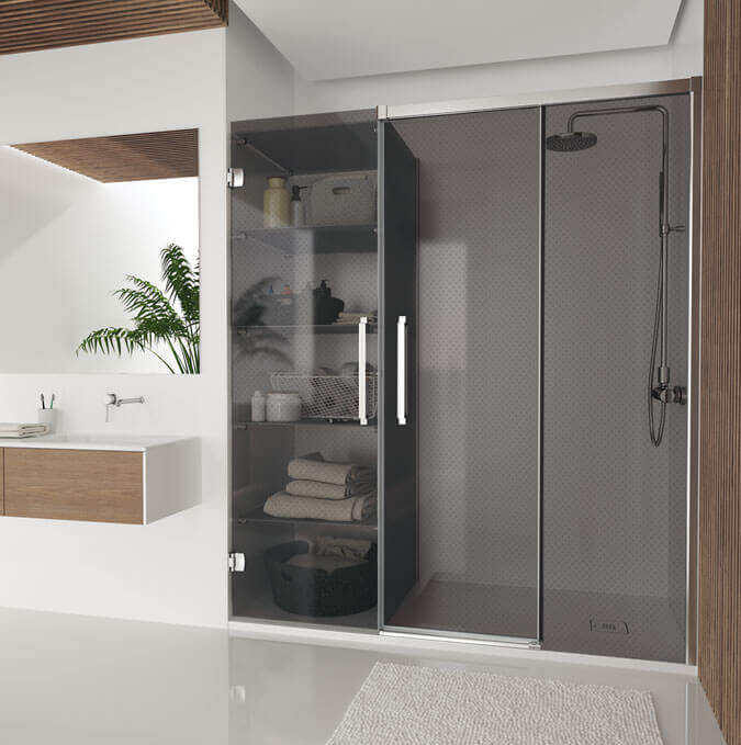 Replace your bathtub with a shower using the Konvert Solution