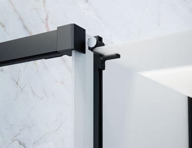 Cabinet door with magnetic closure HIT Model Profiltek