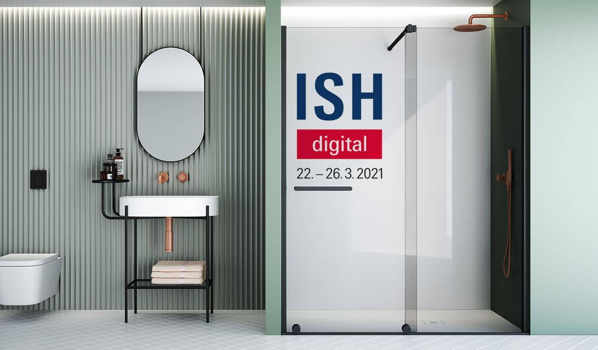 Estaremos na ISH digital 2021