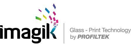 Decorazione vetro con IMAGIK di PROFILTEK