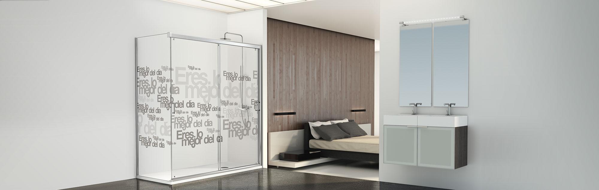 Land Series Profiltek Made To Measure Sliding Bathroom