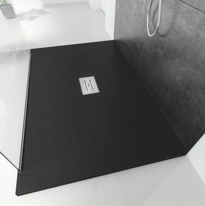 Plato de ducha extraplano tintado Lotus de Profiltek