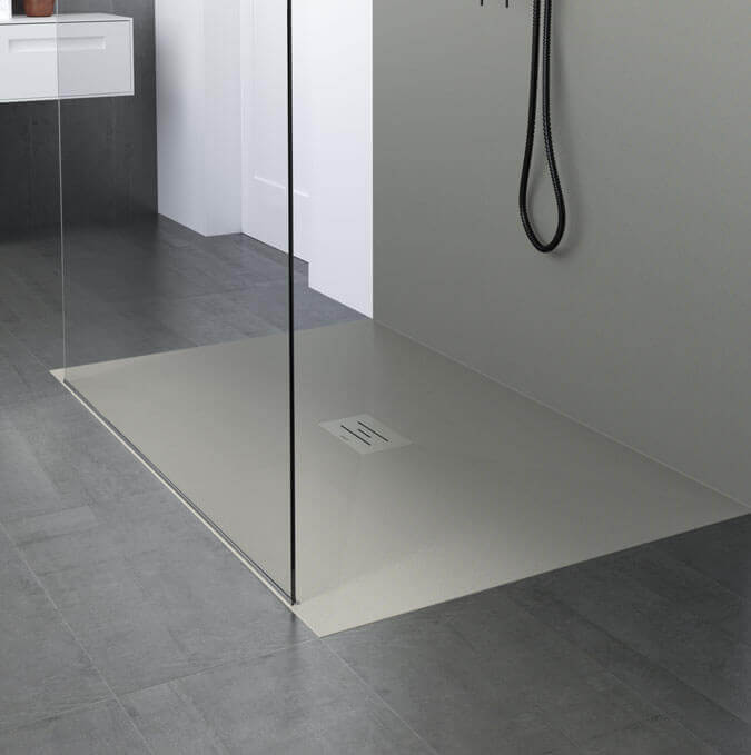 Lotus shower trays 8 colours in stock by PROFILTEK