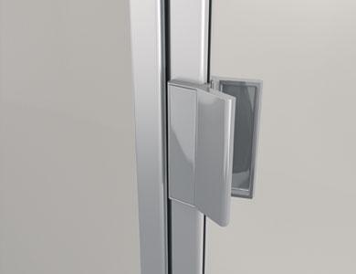 Mamparas de ba o con soluciones especiales de profiltek for Marcas accesorios bano
