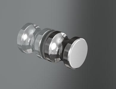 Mampara ducha accesorio pomo Oslo Profiltek