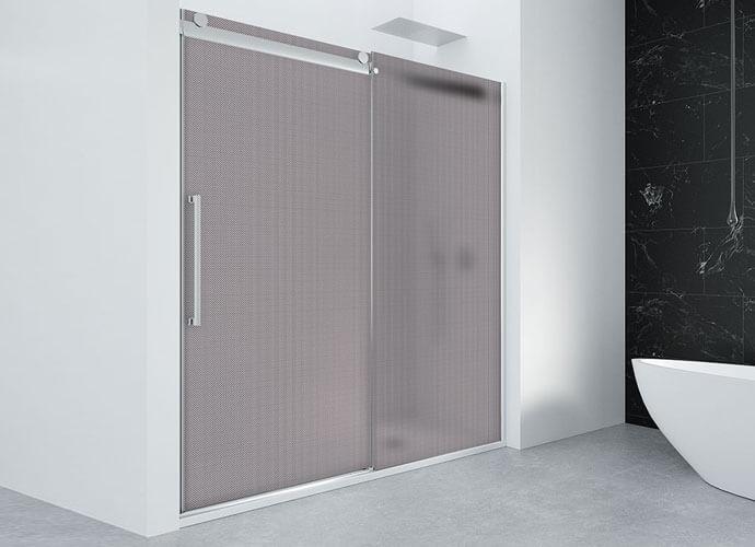 Divisória para banheira e duche Profiltek Mo210