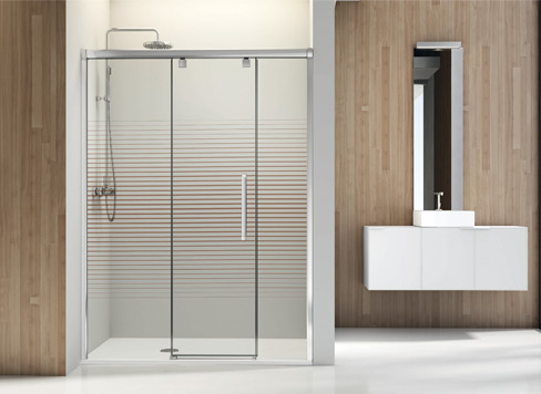 Novedades mampara de ducha Profiltek