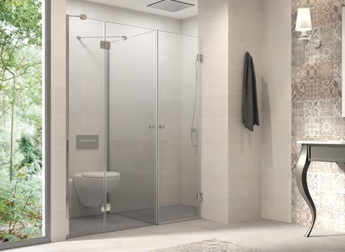 Schermi doccia e vasca personalizzati Novedades