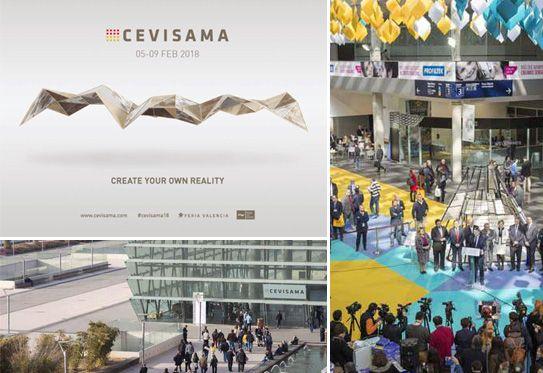 Profiltek en cevisama 2018 for Cevisama 2018