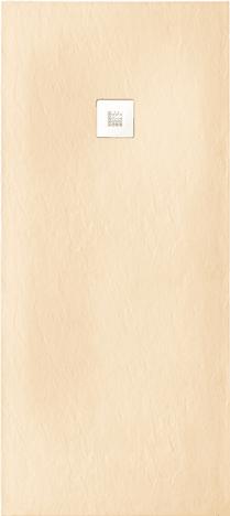 Plato de ducha GOTHAM color crema
