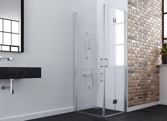 Parois pour la salle de bain adaptée sur mesure PMR230