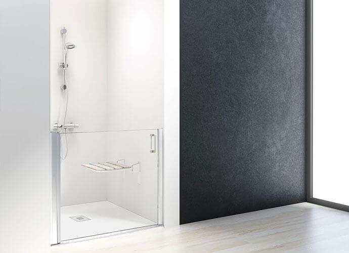 PMR Assistence shower enclousure Profiltek as210