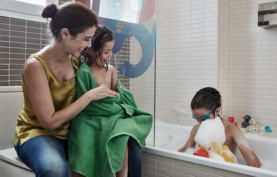 PROFILTEK líderes en la fabricación de mamparas de baño a medida