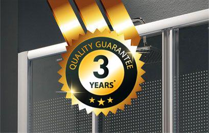 PROFILTEK offers 3 years Quality Guarantee