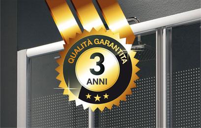 PROFILTEK offre 3 anni di Garanzia di Qualità