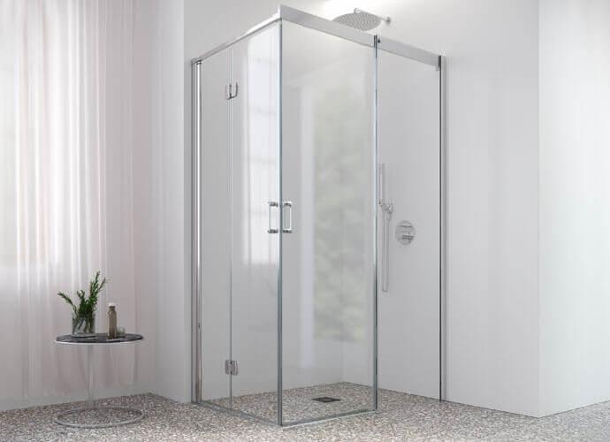 Special shower enclousure Profiltek ES215